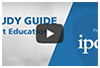 Self-Study Guide for Adult Education Overview Video